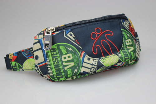 Gürteltasche von Totto Speed Racing