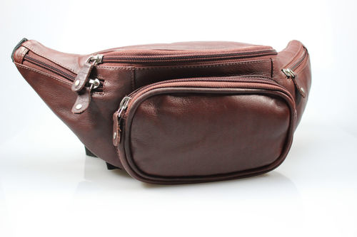 Noble leather Bumbag by Branco