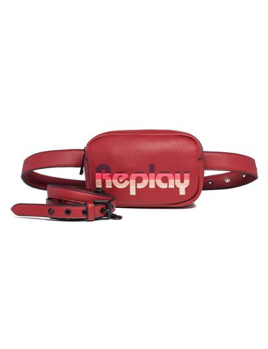 Replay Damen Gürteltasche Rot